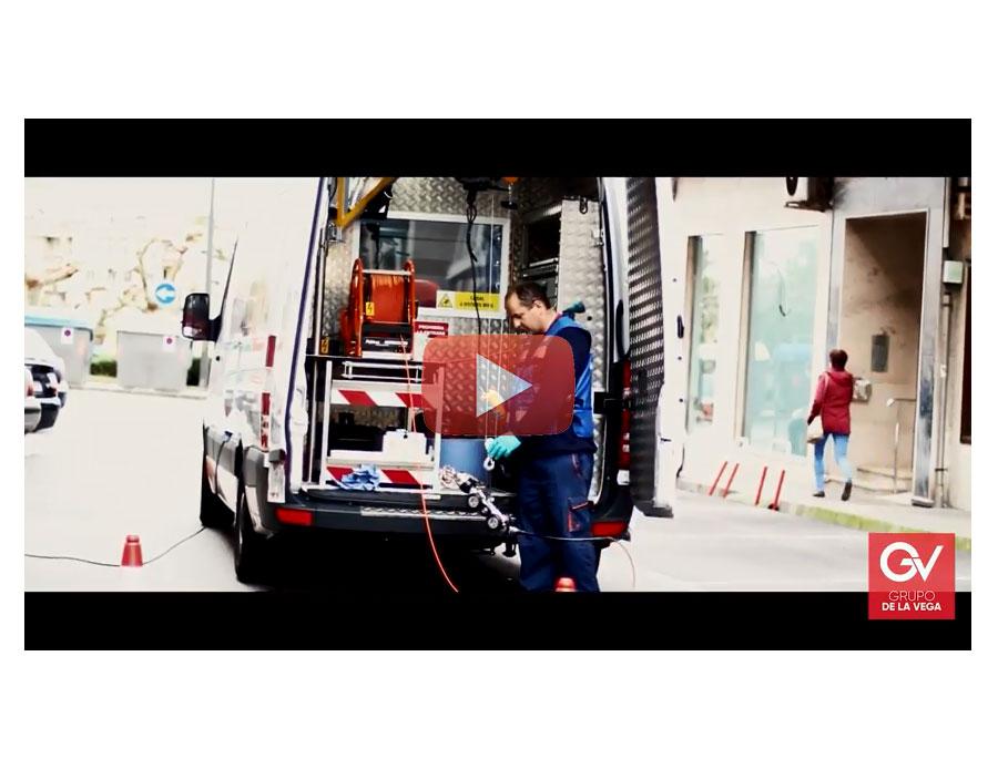 Vídeo corporativo para grupodelavega.es